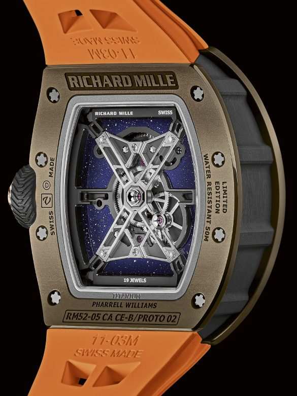 Montre Pharell Williams