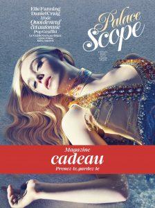 La cover du numéro PalaceScope. Septembre 2020